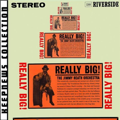 Jimmy Heath Really Big! CD R Remastered Incl. Bonus Track