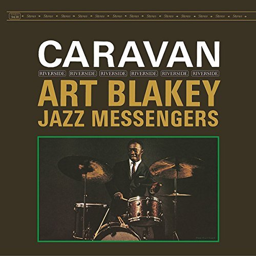 Art Blakey Caravan Remastered Incl. Bonus Tracks