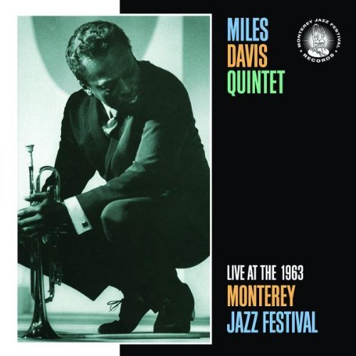 Miles Davis Live At The 1963 Monterey Jazz