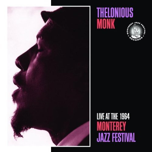 Thelonious Monk Live At The 1964 Monterey Jazz