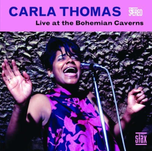 Carla Thomas Live At The Bohemian Caverns