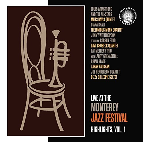 Live At The Monterey Jazz Fest Live At The Monterey Jazz Fest