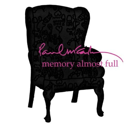 Paul Mccartney Memory Almost Full Incl. Bonus CD