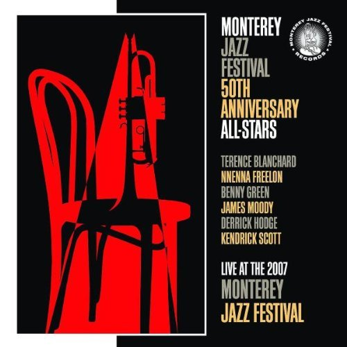 Monterey Jazz Festival 50th An Monterey Jazz Festival 50th An CD R