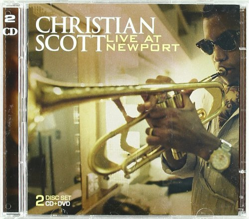 Christian Scott Live At The Newport Jazz Festi Incl. Bonus DVD