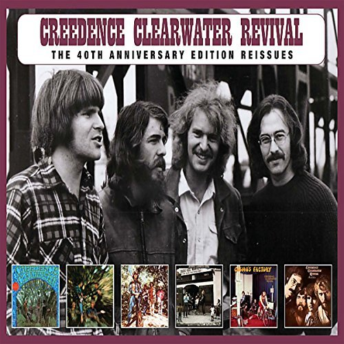Creedence Clearwater Revival Green River (40th Anniversary Remastered