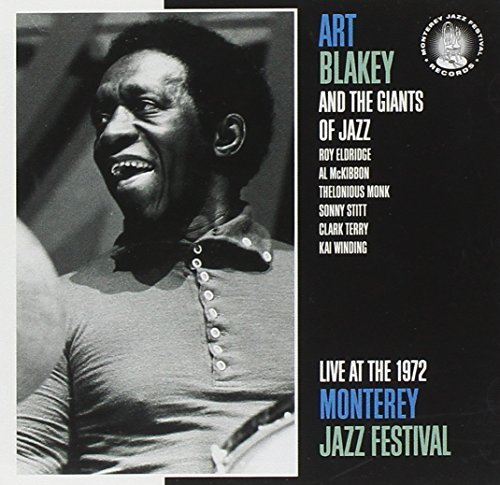Art Blakey Live At The Monterey Jazz Fest