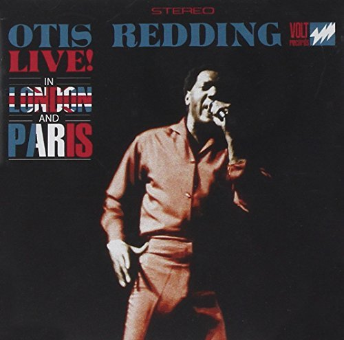 Otis Redding Live In London & Paris
