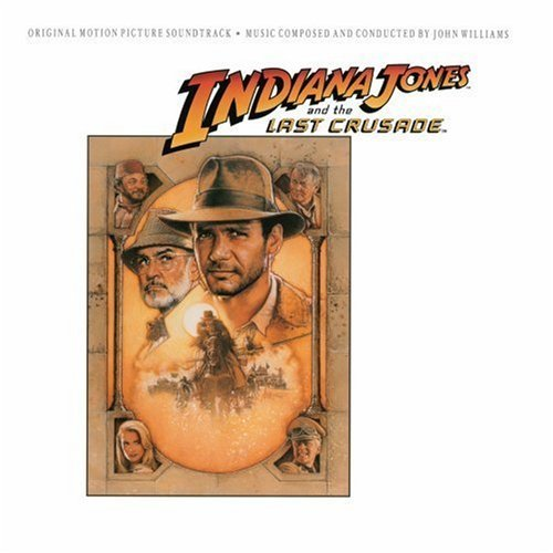 John Williams Indiana Jones & The Last Crusa Music By John Williams