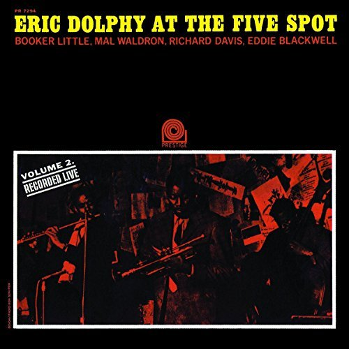 Eric With Booker Little Dolphy Vol. 2 At The Five Spot