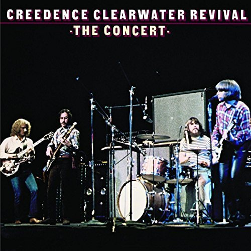 Creedence Clearwater Revival Concert (40th Anniversary Edit