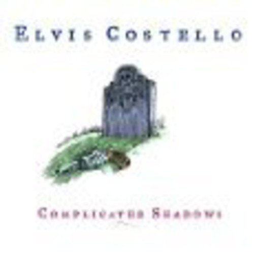 Elvis Costello Complicated Shadows Import Can 7 Single