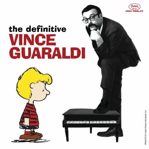 Vince Guaraldi Definitive Vince Guaraldi 2 CD