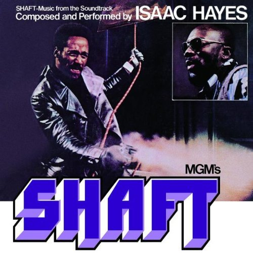 Isaac Hayes Shaft Deluxe Ed.