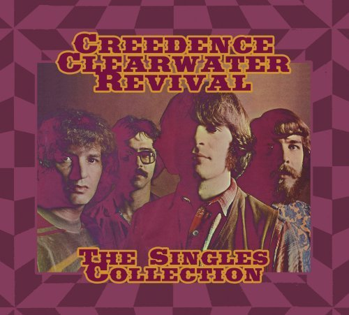 Creedence Clearwater Revival Singles Collection 2 CD Incl. DVD