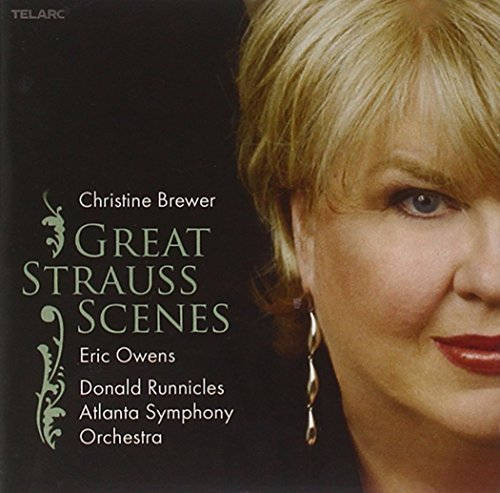 C. Brewer Great Strauss Scenes Runnicles Aso