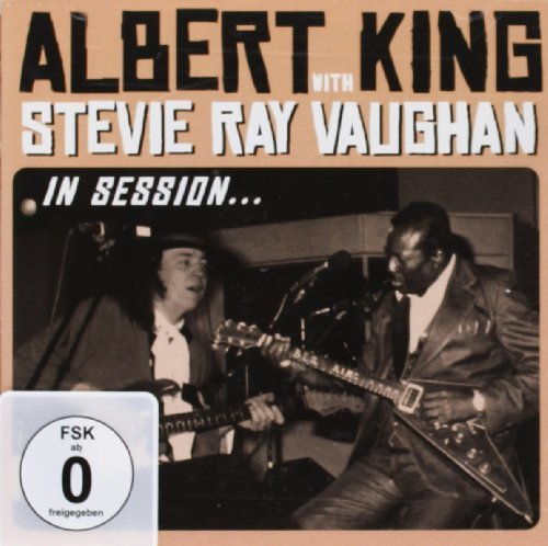 Albert & Stevie Ray Vaugh King In Session Deluxe Ed. Incl. Bonus DVD