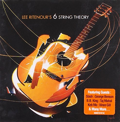 Lee Six String Theory Ritenour 6 String Theory