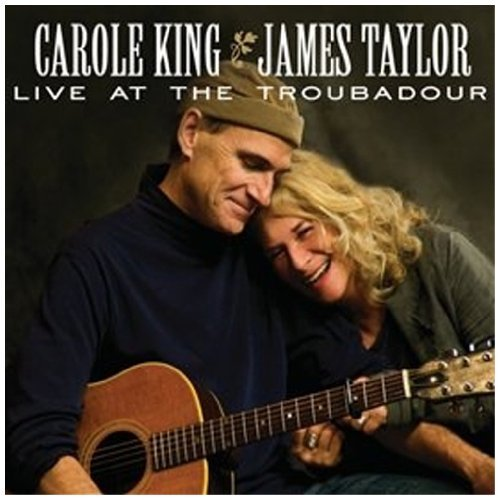 Carole & James Taylor King Live At The Troubadour Incl. Bonus DVD