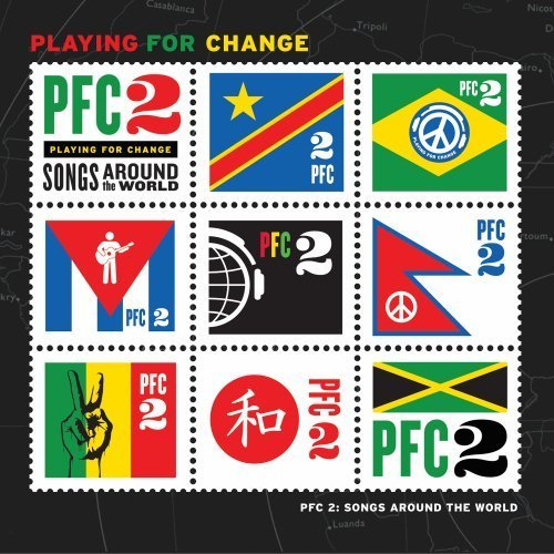 Playing For Change Pfc 2 Songs Around The World Incl. Bonus DVD