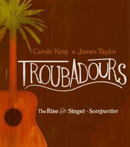 Carole & James Taylor King Troubadours (dvd Cd) Incl. Bonus DVD