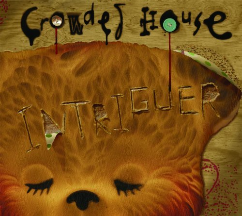 Crowded House Intriguer Deluxed Ed. Incl. Bonus DVD