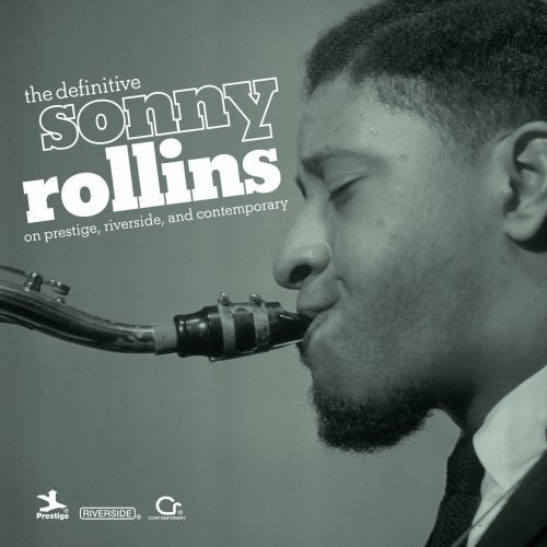 Sonny Rollins Definitive Sonny Rollins On Pr 2 CD
