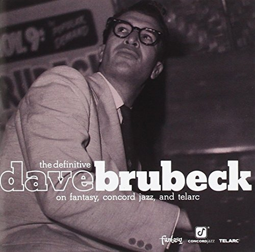 Dave Brubeck Difinitive Dave Brubeck On Fan 2 CD