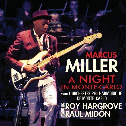 Marcus Miller Night In Monte Carlo