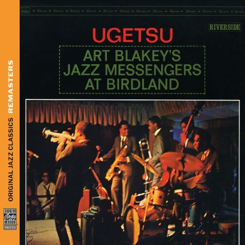 Art & Jazz Messengers Blakey Ugetsu Remastered