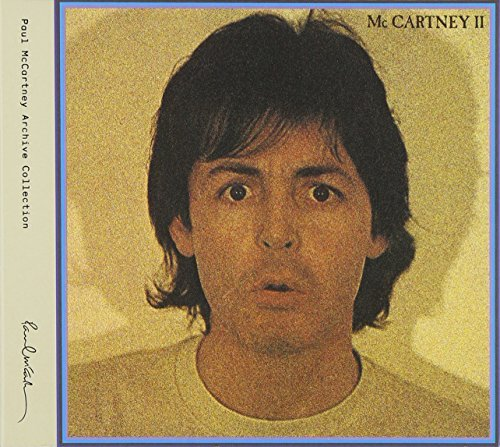 Paul Mccartney Mccartney Ii Remastered Specia 2 CD