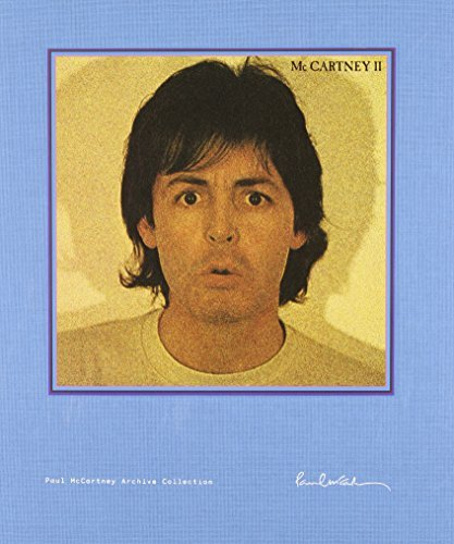 Paul Mccartney Mccartney Ii 3 CD Incl. Bonus DVD
