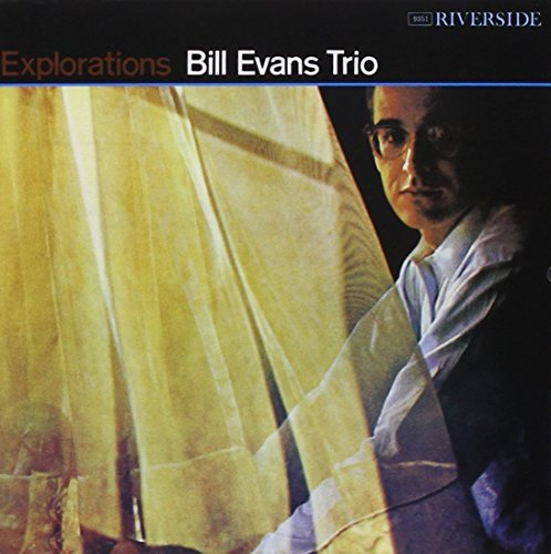 Bill Trio Evans Explorations Remastered