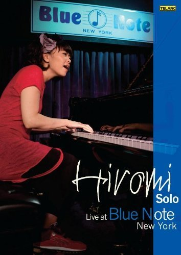 Hiromi Solo Live At Blue Note New Yor