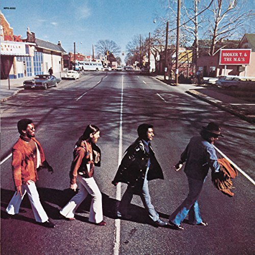 Booker T. & The Mgs Mclemore Avenue [stax Remaster