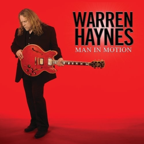 Warren Haynes Man In Motion