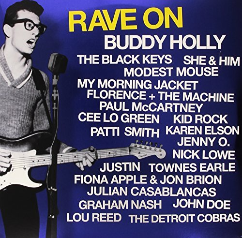 Rave On Buddy Holly Rave On Buddy Holly (lp) 2 Lp