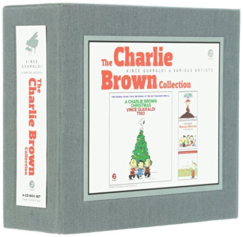 Vince Guaraldi Charlie Brown Collection 4 CD