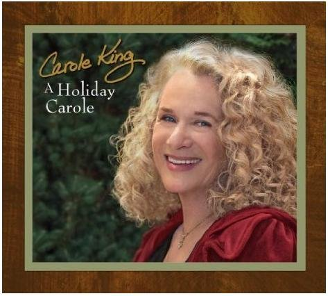 Carole King A Holiday Carole_tar