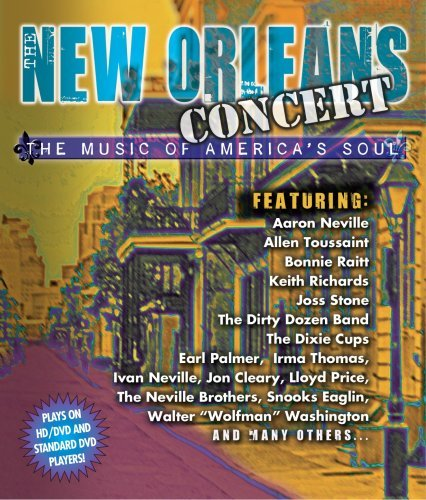 New Orleans Concert The Music New Orleans Concert The Music Hd DVD