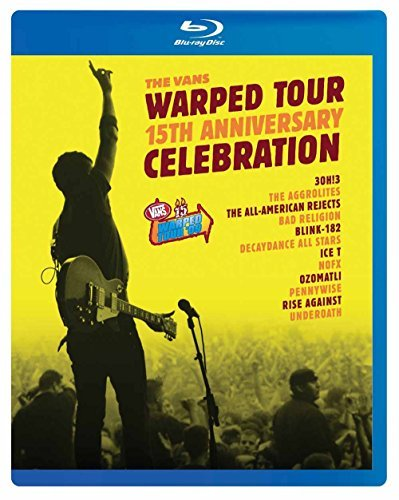 Vans Warped Tour Vans Warped Tour Blu Ray 15th Annv. Celebration