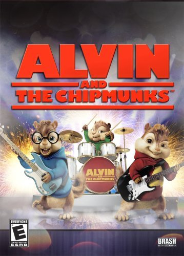 Ninds Alvin & The Chipmunks Game Whv Games E