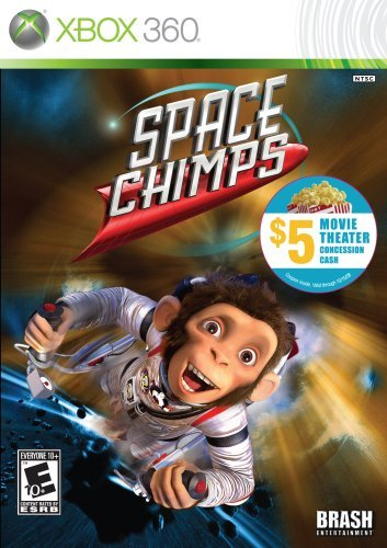 X360 Space Chimps