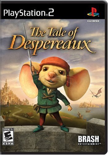Ps2 Tale Of Despereaux