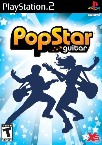 Ps2 Pop Star Guitar