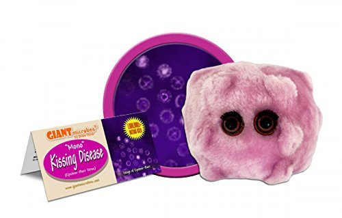 Giant Microbes Kissing Disease