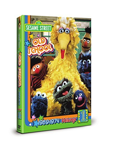 Vol. 1 Old School Sesame Street Clr Nr 3 DVD
