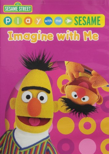 Imagine With Me Play With Me Sesame Nr 2 DVD