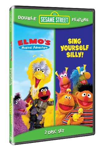 Sing Yourself Silly Elmo's Mus Sesame Street Ff Nr 2 DVD