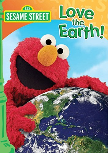 Sesame Street Love The Earth Nr